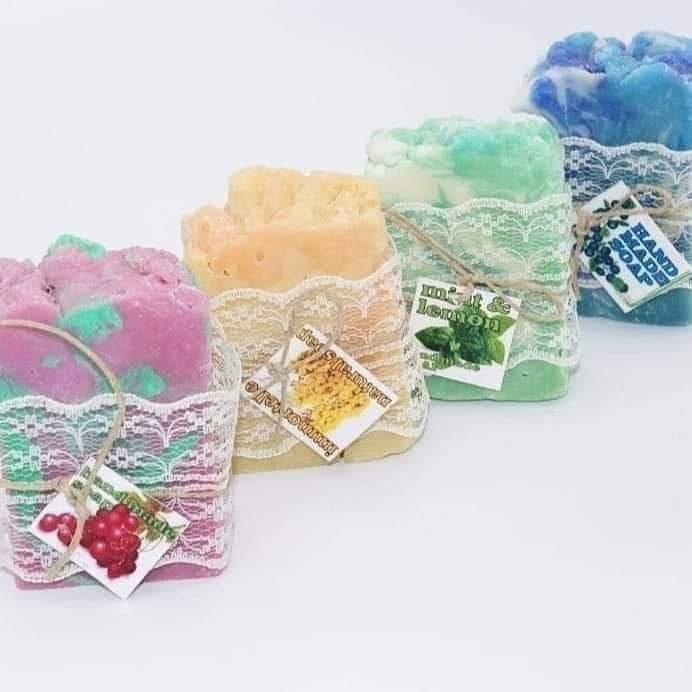 Domaći mini sapun