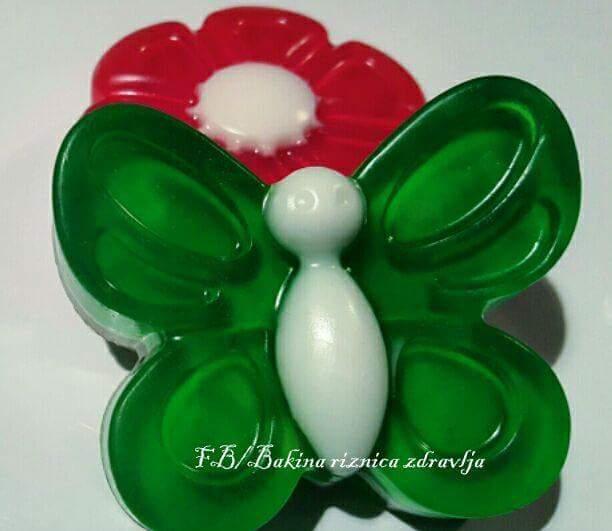 Sapuni Leptir i Cvijet