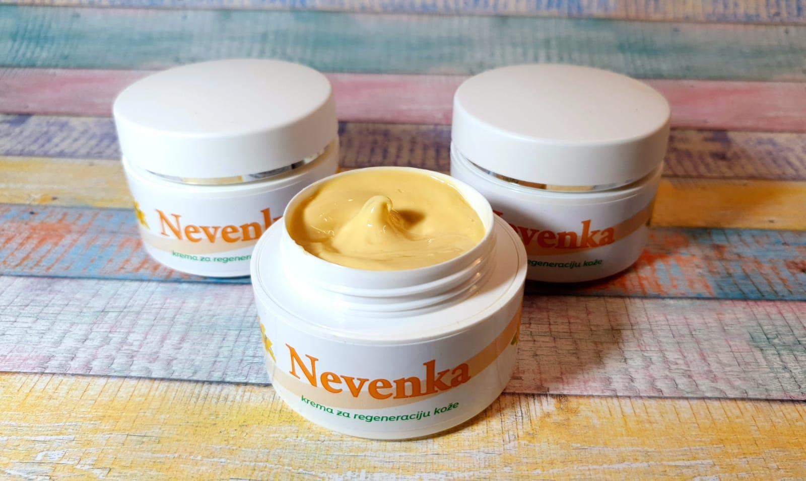 Nevenka - krema za regeneraciju kože