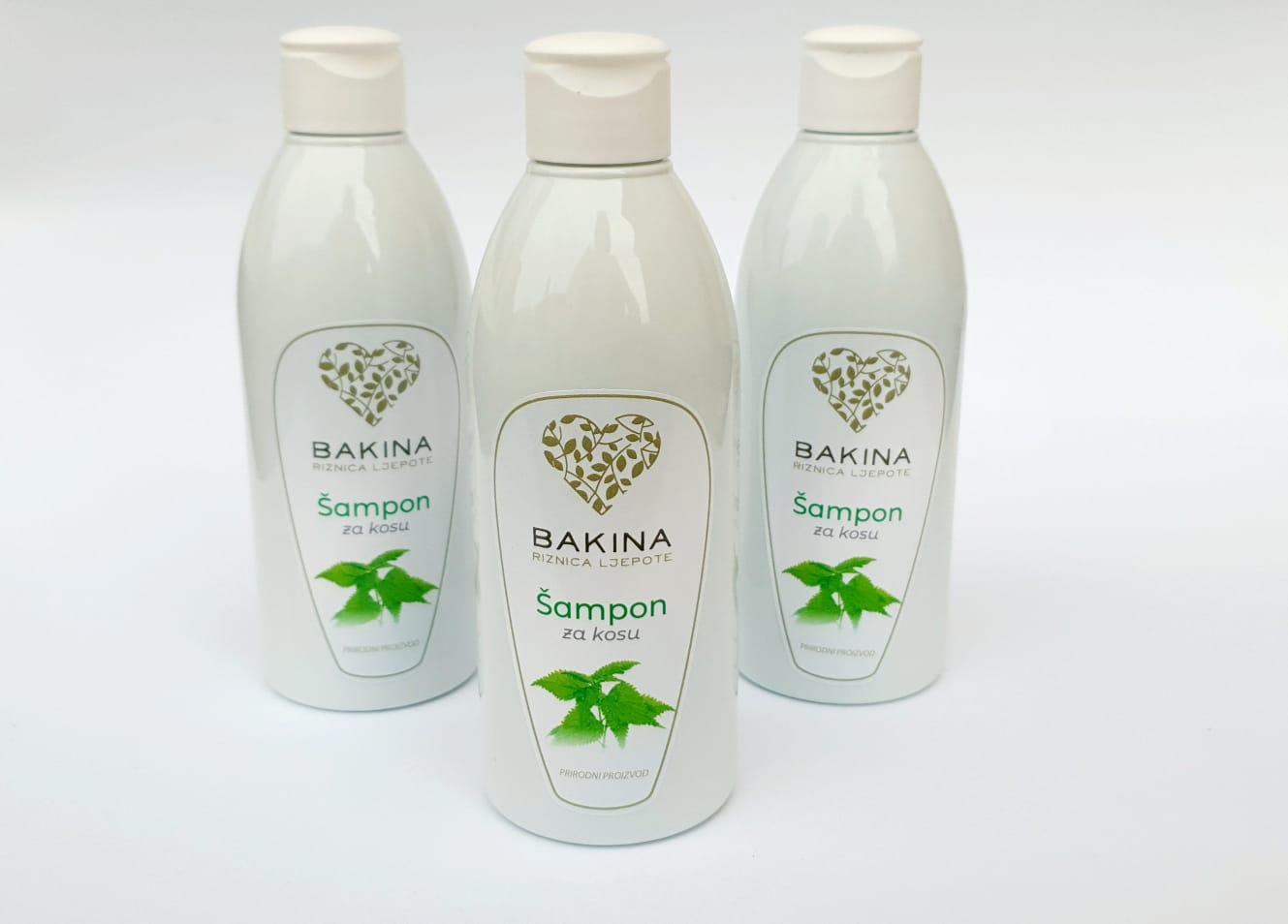 Šampon kopriva